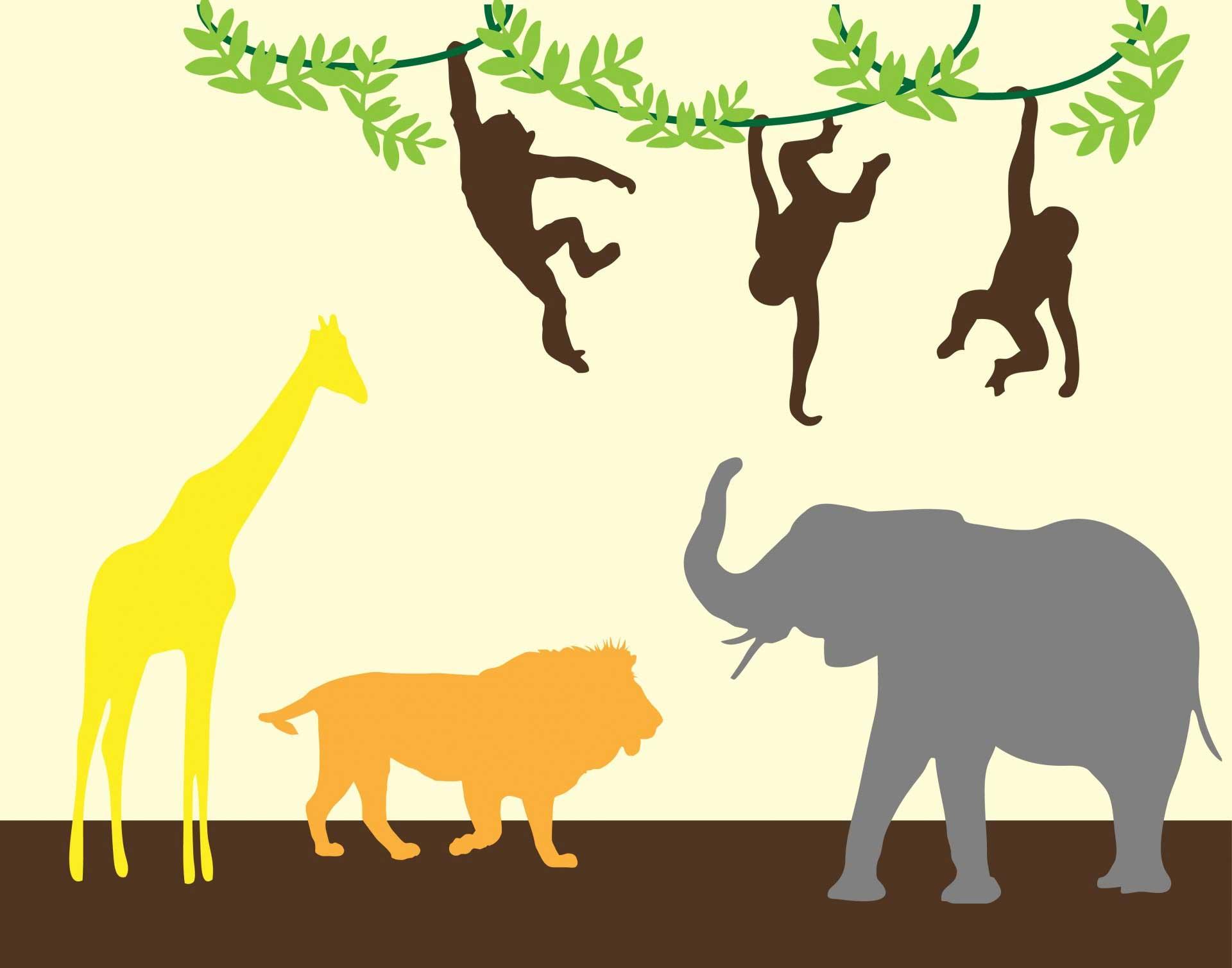 Dein Dschungelparty Geburtstag Kindergeburtstag Or At
