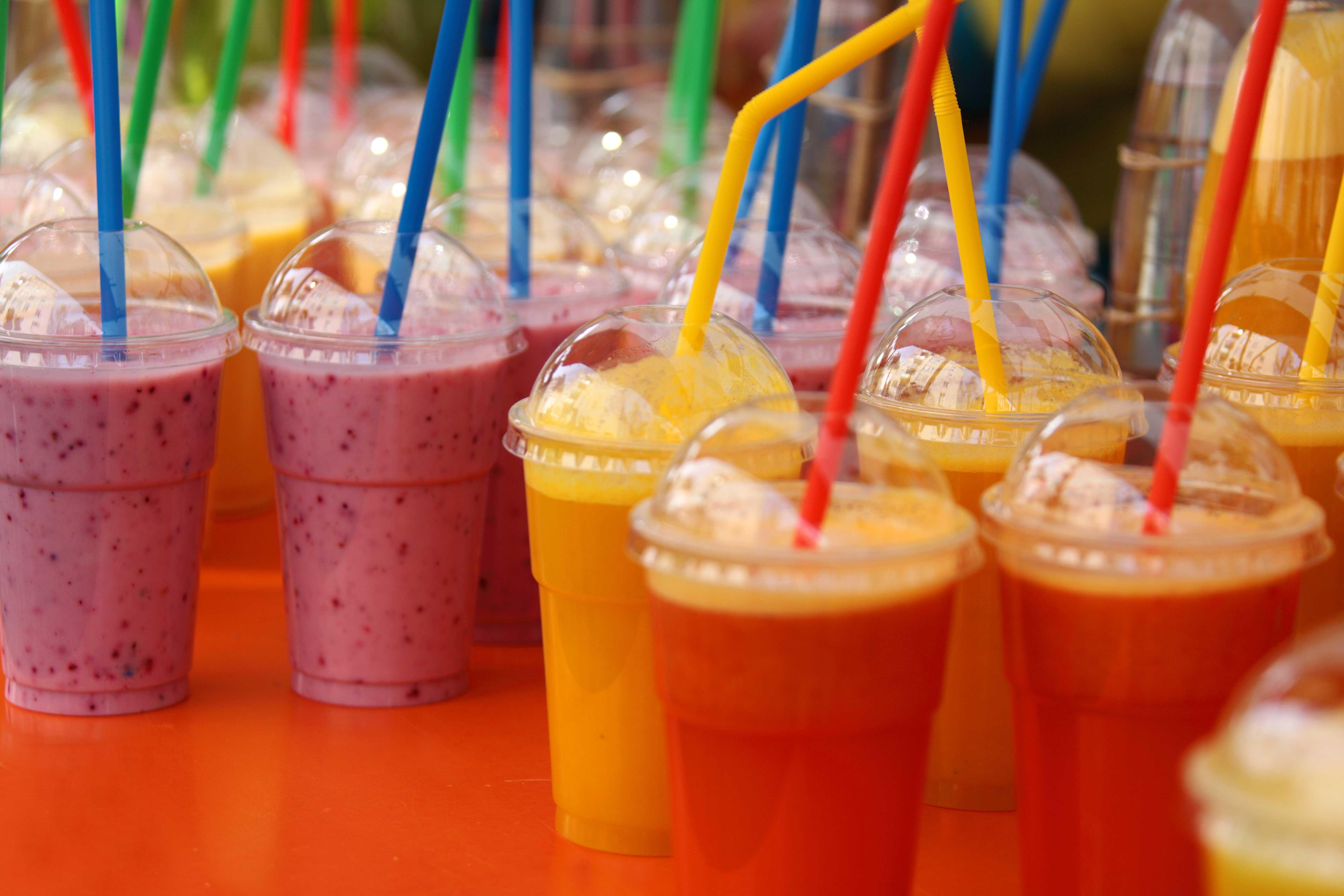 Kinder Getränke für Partymäuse - Kindergeburtstag.or.at