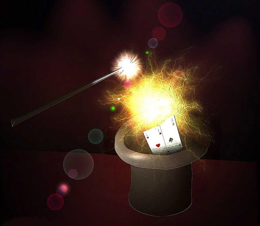 Zaubertricks für kinder zauberprüfung für zauberlehrlinge