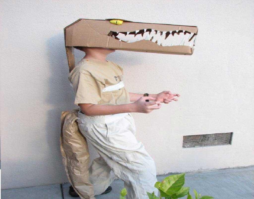 Auftritt als gefährliches Krokodil